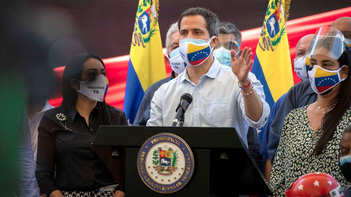 Maduro: Desmovilización, sanciones, Biden: las piezas que nos obligan a dar pasos en la crisis de Venezuela |  Internacional