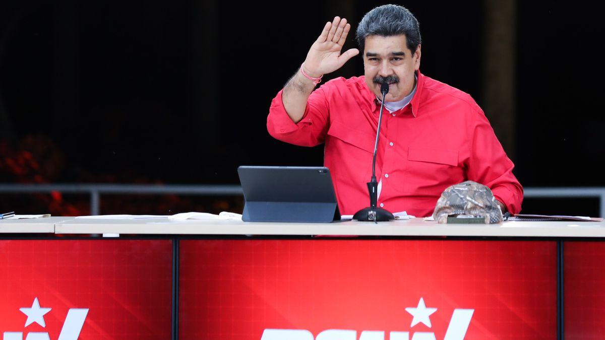 Maduro estipula diálogo con oposición para levantar todas las sanciones contra Venezuela  Internacional