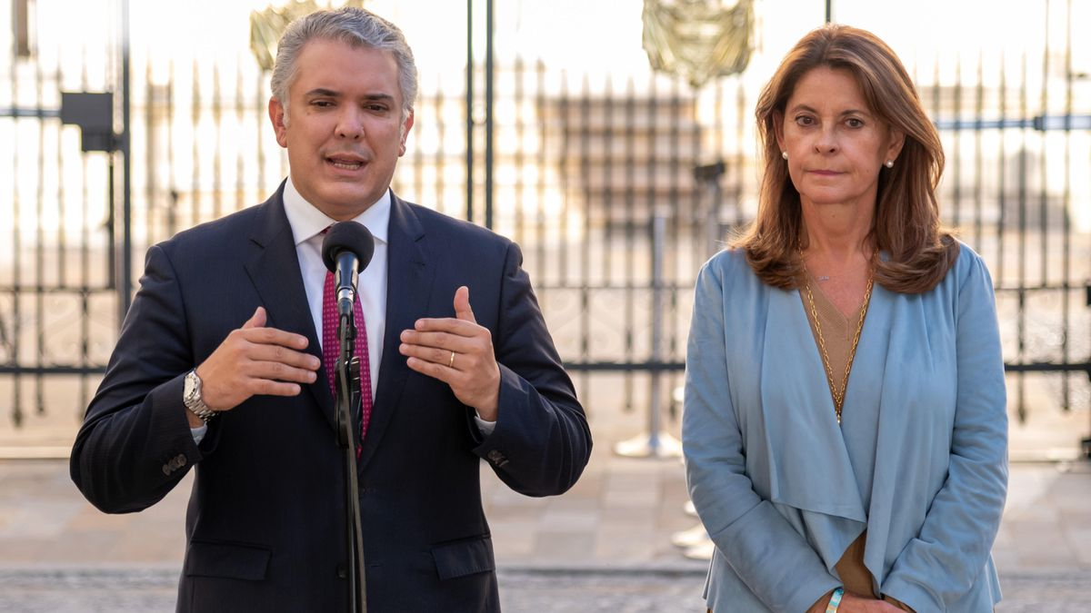 Marta Lucía Ramírez: Iván Duque nombra a su vicepresidente como nuevo canciller en medio de críticas externas a Colombia |  Internacional