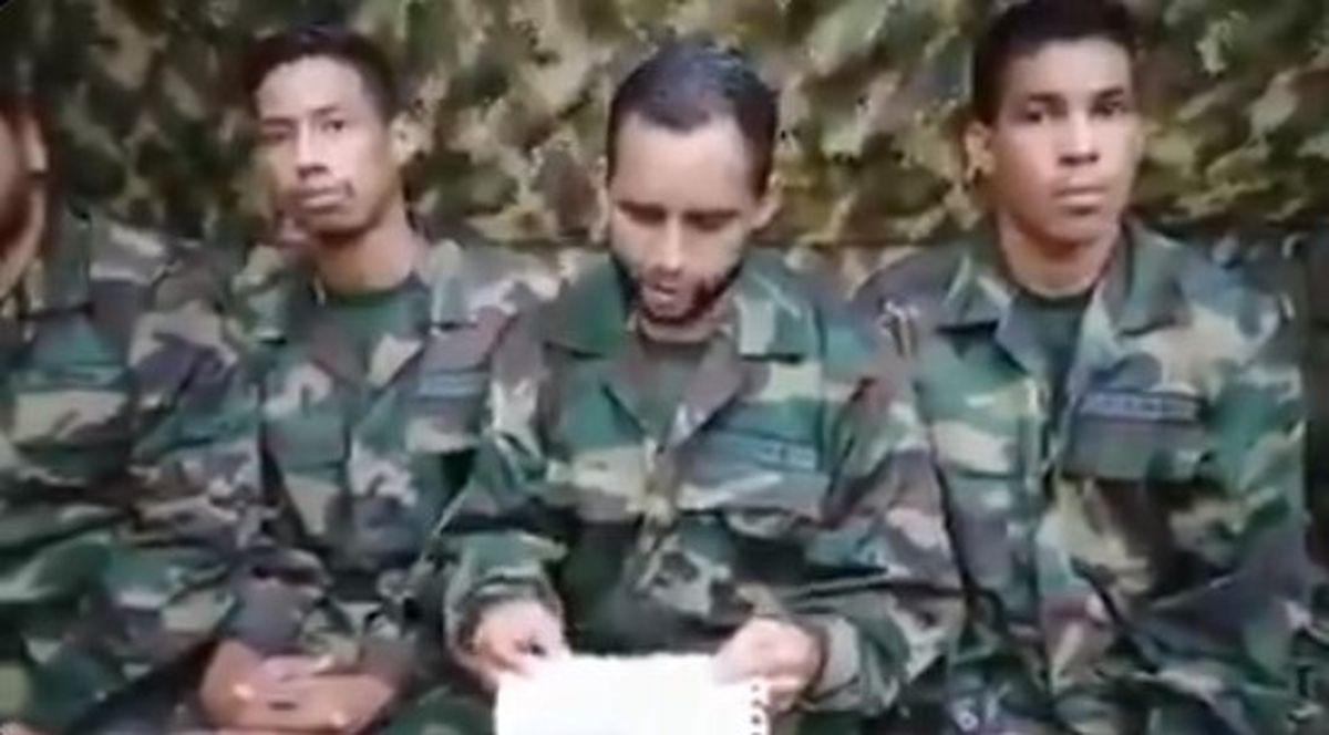 Militar venezolano secuestrado por disidentes de las FARC busca petición de chavismo    Internacional