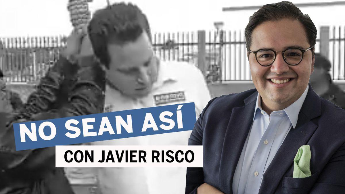 """""""No seas así"""", con Javier Risco: Las promesas incumplidas del candidato ahorcado  Elecciones mexicanas 2021"""