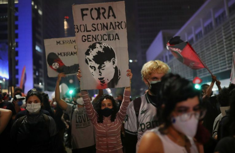 Protestas en América Latina: El pulso de la calle (también) se calienta en Brasil  Internacional