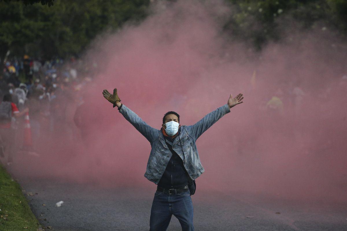 Protestas en Colombia: la guerra contra el pueblo  Opinión