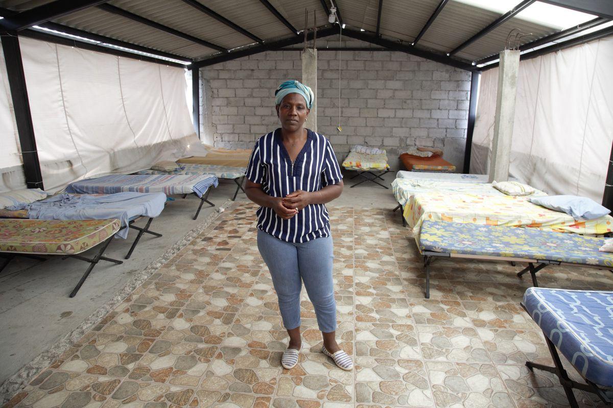 Refugio Juncal: Mujer fructífera de Ecuador ha albergado a 10.000 migrantes venezolanos en su casa desde 2017.    Que se esta moviendo ...  Planeta del futuro