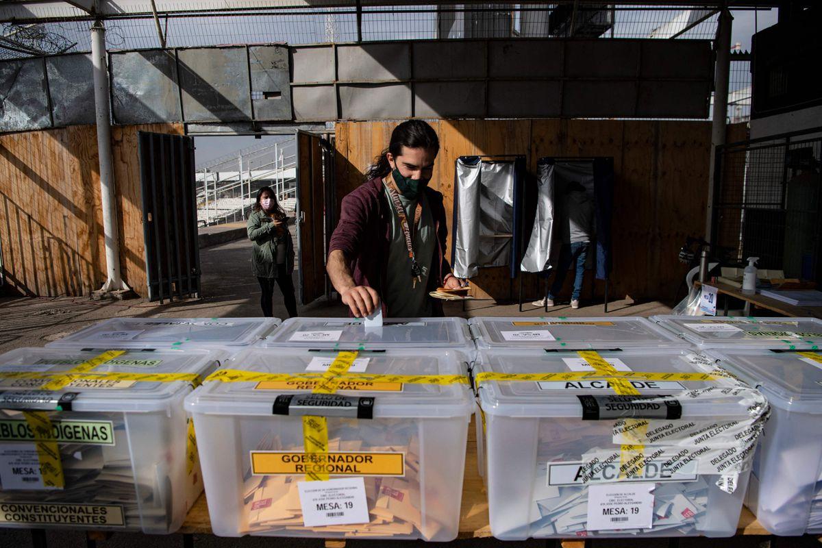 Resultados Elección 2021: los chilenos entierran partidos en la transición a la urn democracia  Internacional