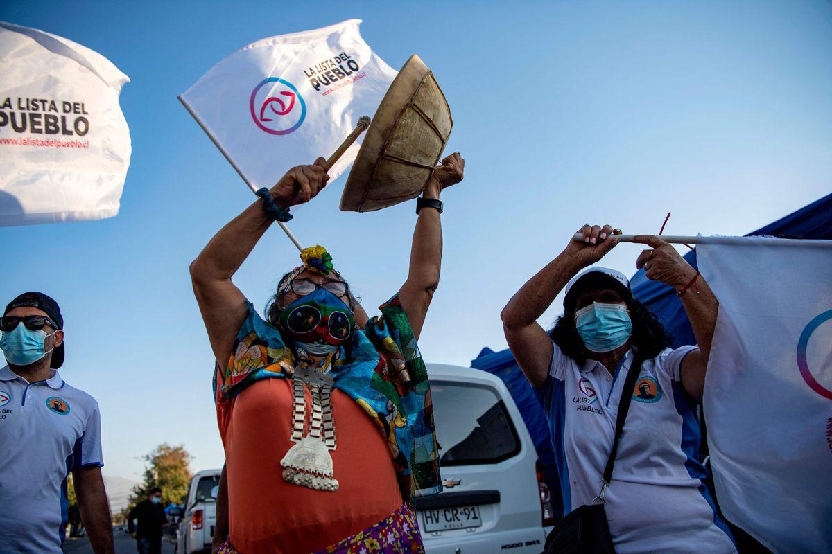 Resultados electorales: Arriba en Chile: los independientes controlarán el 64% de la convención constitucional    Internacional