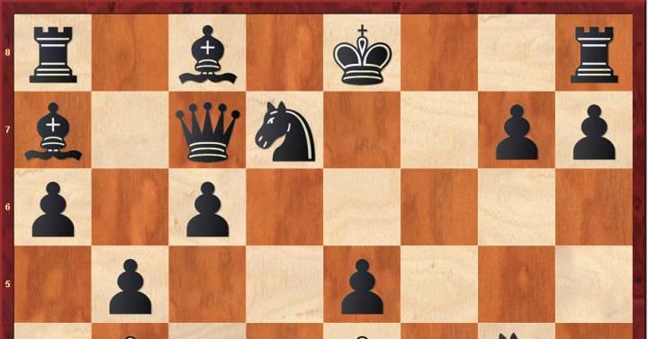 Rey de Capablanca: cien años (V)