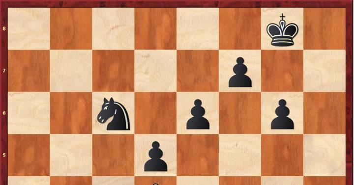 Rey de Capablanca: cien años (VII)