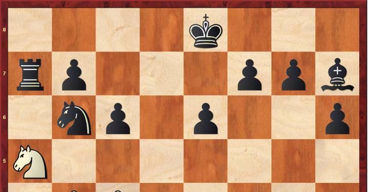 Rey de Capablanca: cien años (XIII)