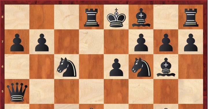 Rey de Capablanca: cien años (XIV)