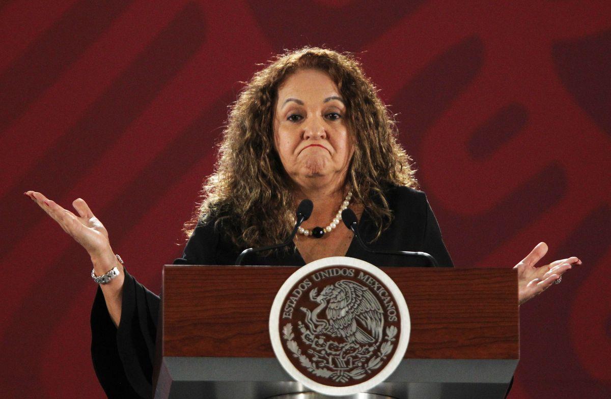 Sanjuana Martínez: Polémica envuelve a CNDH tras solicitar medidas para proteger al director de Notimex