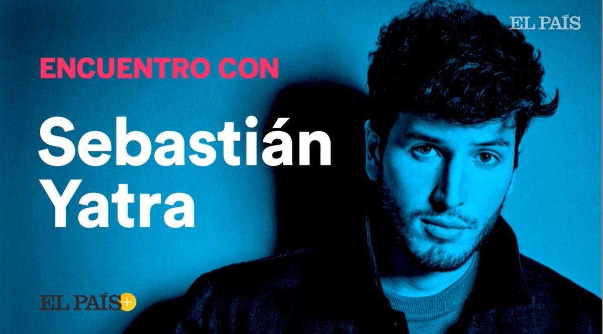 """Sebastian Yatra: """"Cantar con otros artistas me permite inventar algo nuevo"""".  Cultura"""
