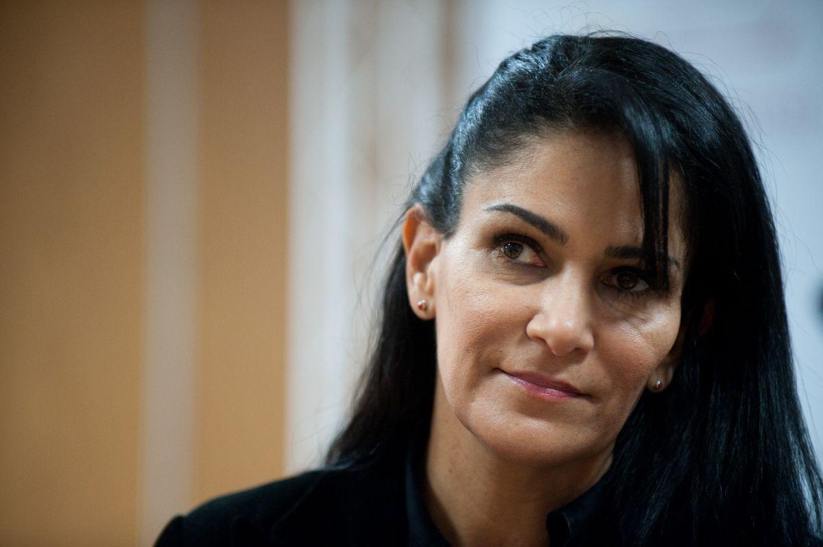 """""""Sí, lo confieso"""": Lydia Kacho testifica contra el empresario Nazif Borge, detenido en el Líbano por torturar al periodista"""