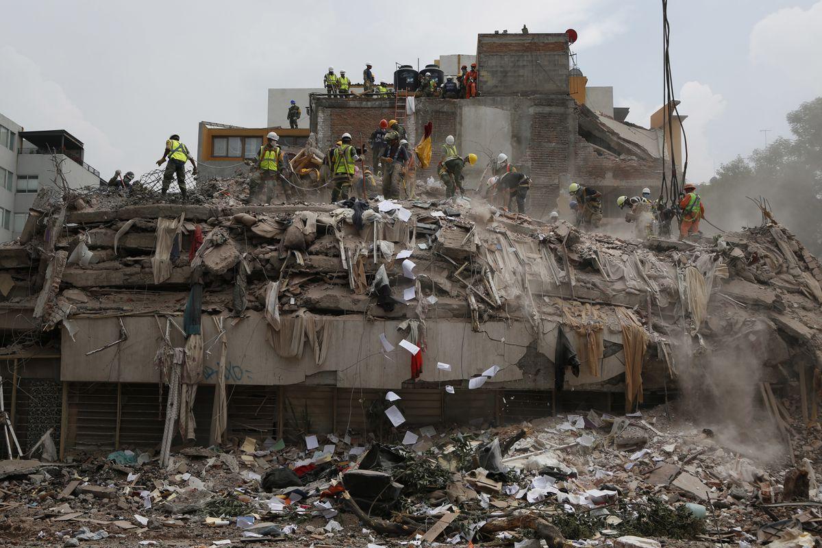 Terremotos silenciosos, precursores de los últimos grandes terremotos en México  Ciencias