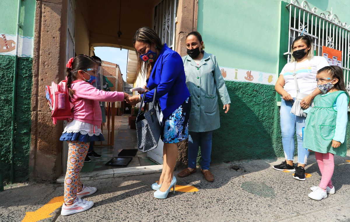 Un informe revela abuso sexual organizado de menores en 18 escuelas de México