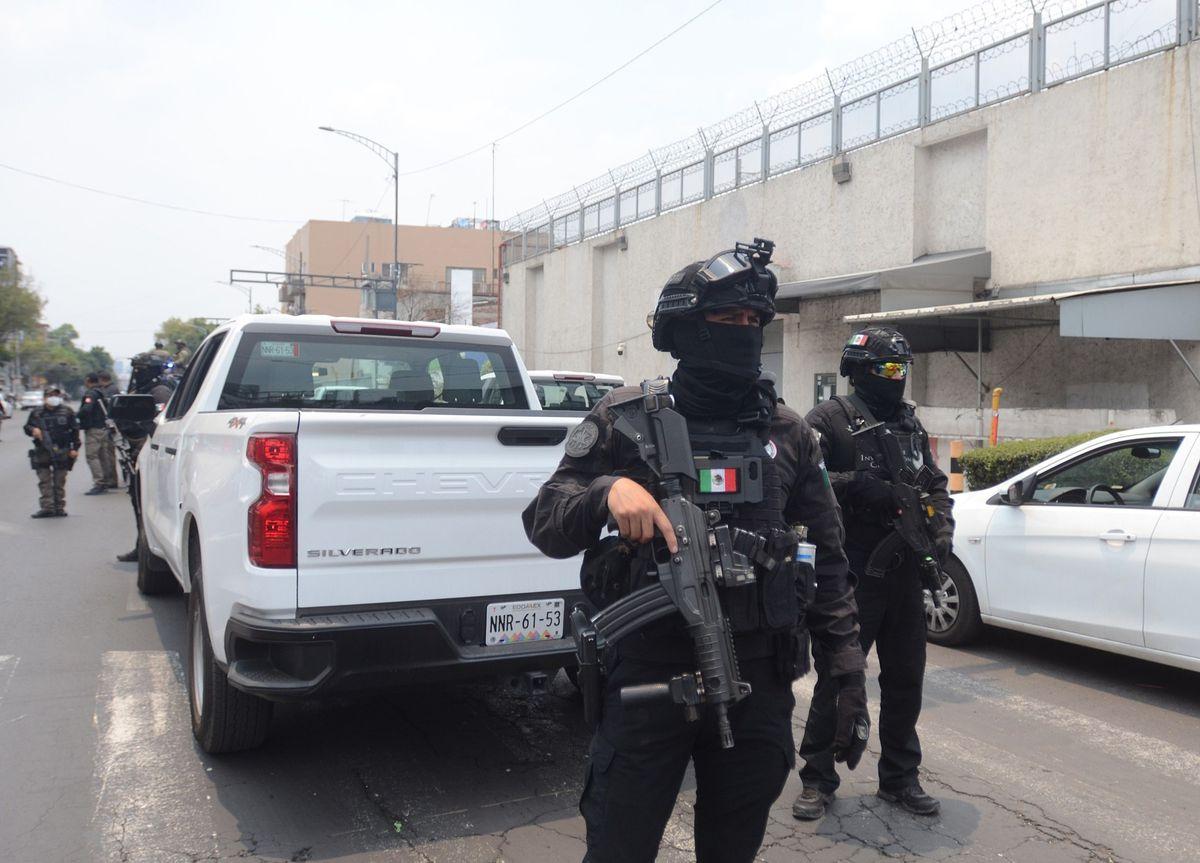 Un juez federal detendrá a Guero Palma durante 40 días