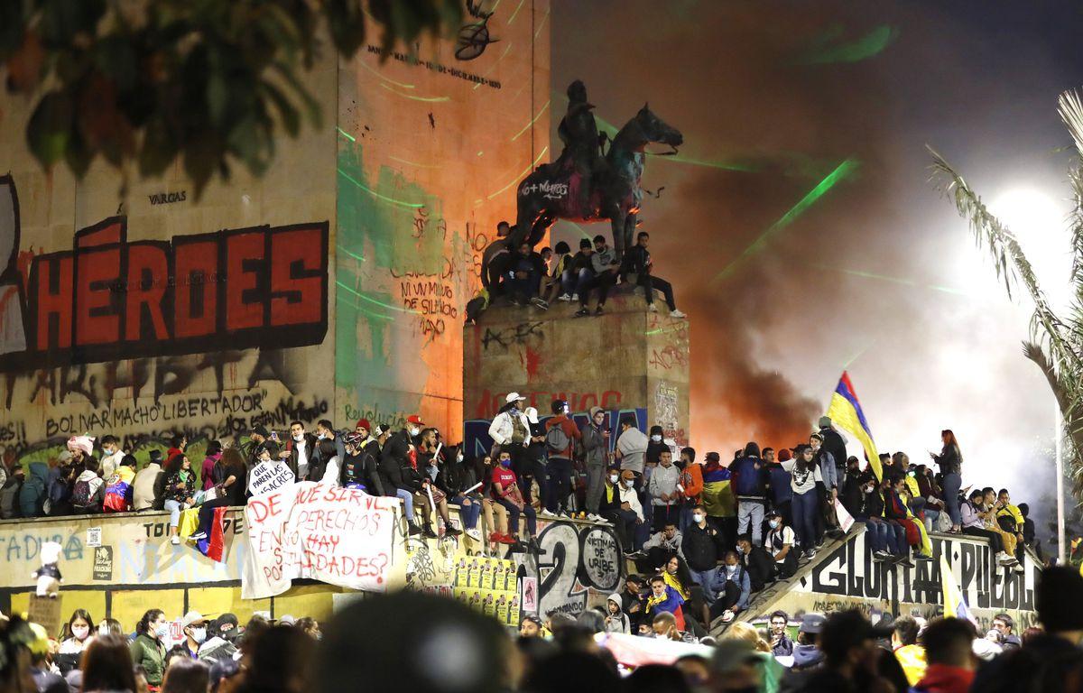Un mes de protestas y más de 50 muertos.  ¿Cuál es la reacción a la enfermedad en Colombia?  |  Ideas