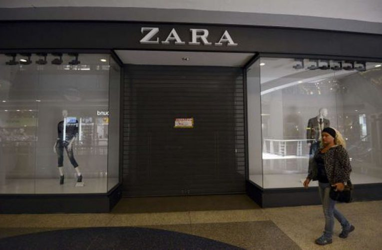 Zara se va de Venezuela  Internacional