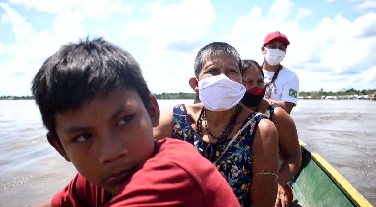 covid-19: Doce días en el río después de la vacuna: el viaje de los Mathis locales para escapar del covid |  Planeta del futuro
