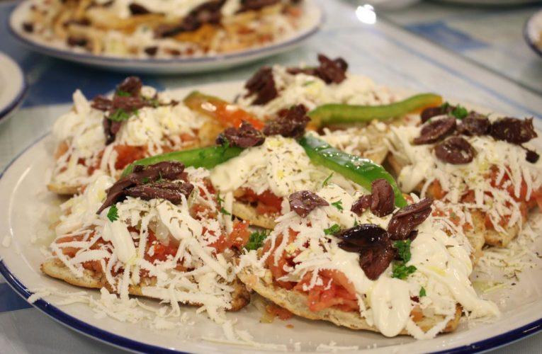 Ladop-pizza, desde Grecia hasta tu mes