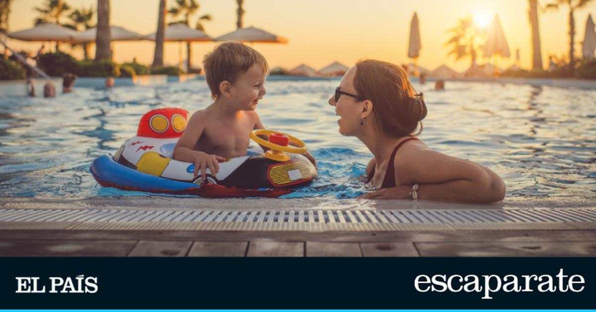 18 artículos prácticos y convenientes para viajar con niños durante estas vacaciones  Escaparate