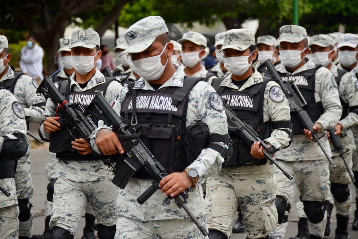 """AMLO: Guardia Nacional, """"Frankenstein"""" por la seguridad en México, que busca ser parte del ejército"""