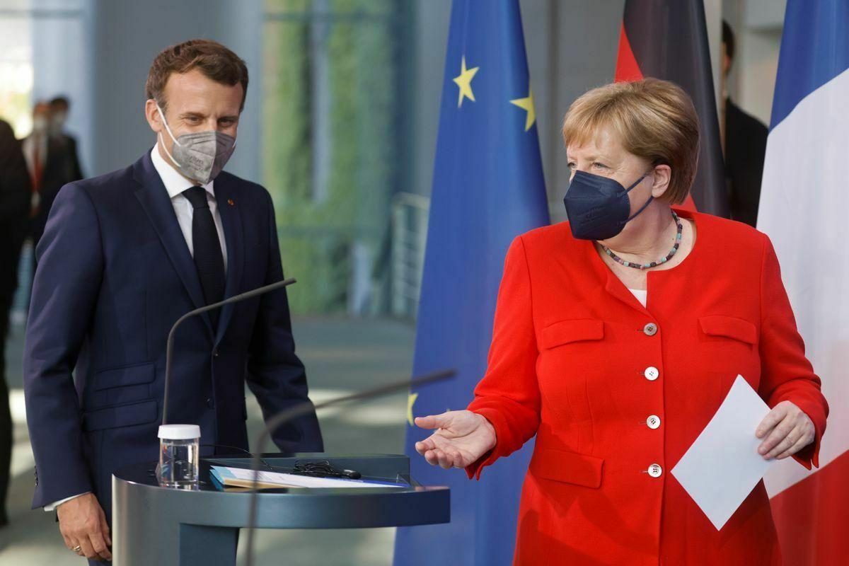 Alemania y Francia proponen reanudar el diálogo con Moscú a través de una cumbre UE-Rusia  Internacional
