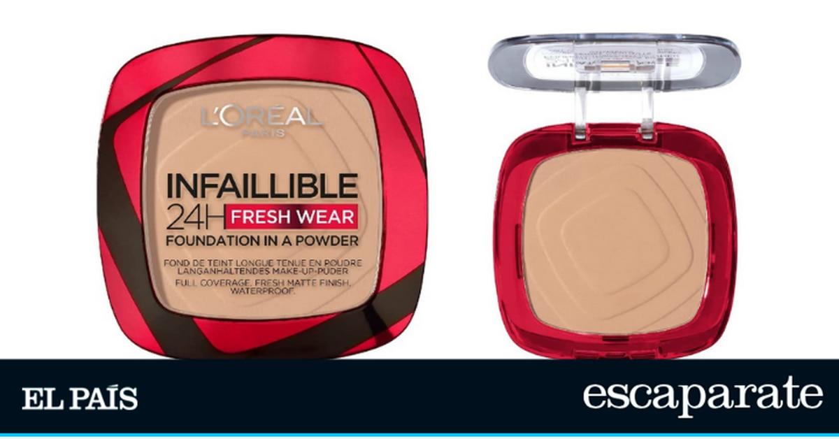 Amazon: Infalible de L'Oreal Paris: la base de maquillaje que arrasa en TikTok |  Belleza  Escaparate