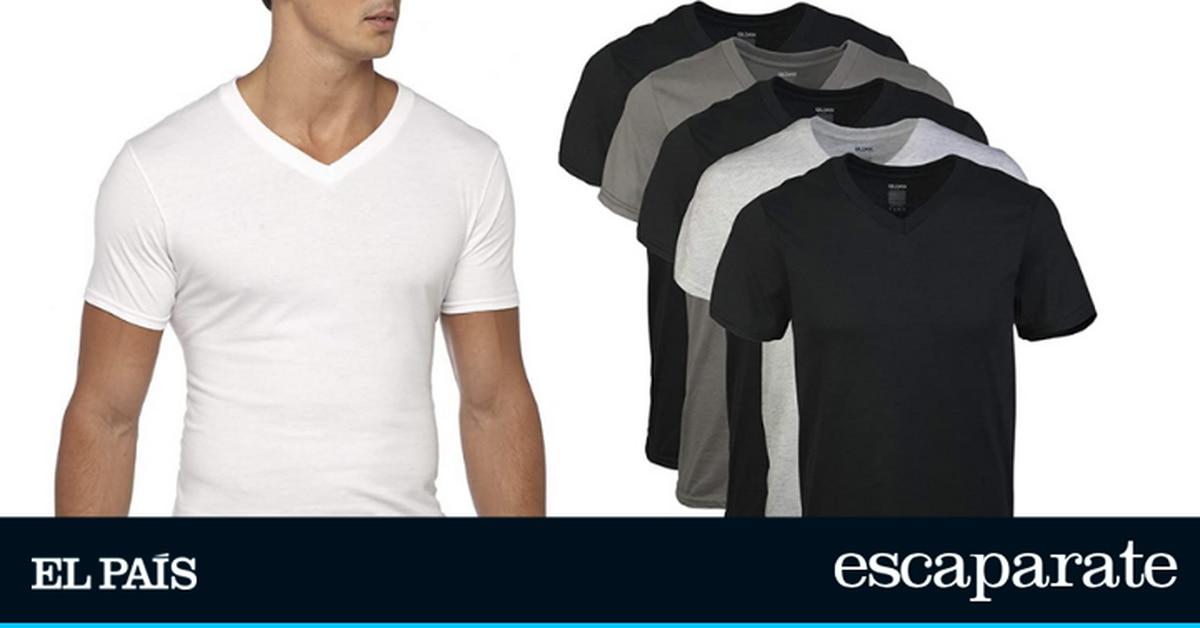 Amazon México: Elegimos este paquete de camisetas de ropa interior masculina con más de 53,000 calificaciones.  Estilo de vida  Escaparate