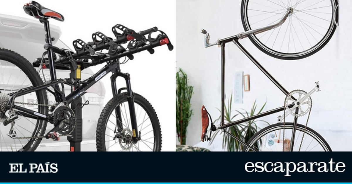 Amazon México: los cinco mejores soportes para bicicletas para el hogar y el automóvil  Estilo de vida  Escaparate
