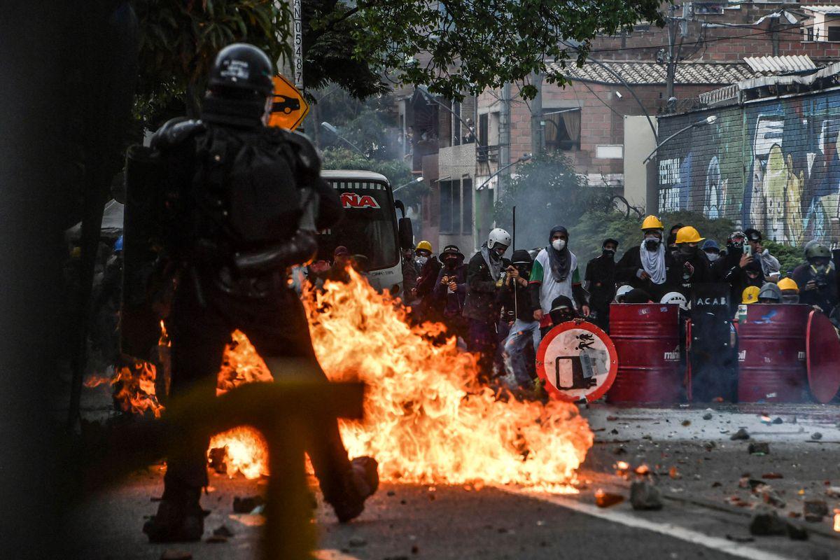América Latina: rotación y persistencia del riesgo  Negocio