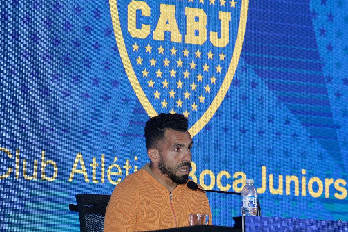 Argentina: Carlos Tevez anuncia su salida de Boca Juniors  deporte