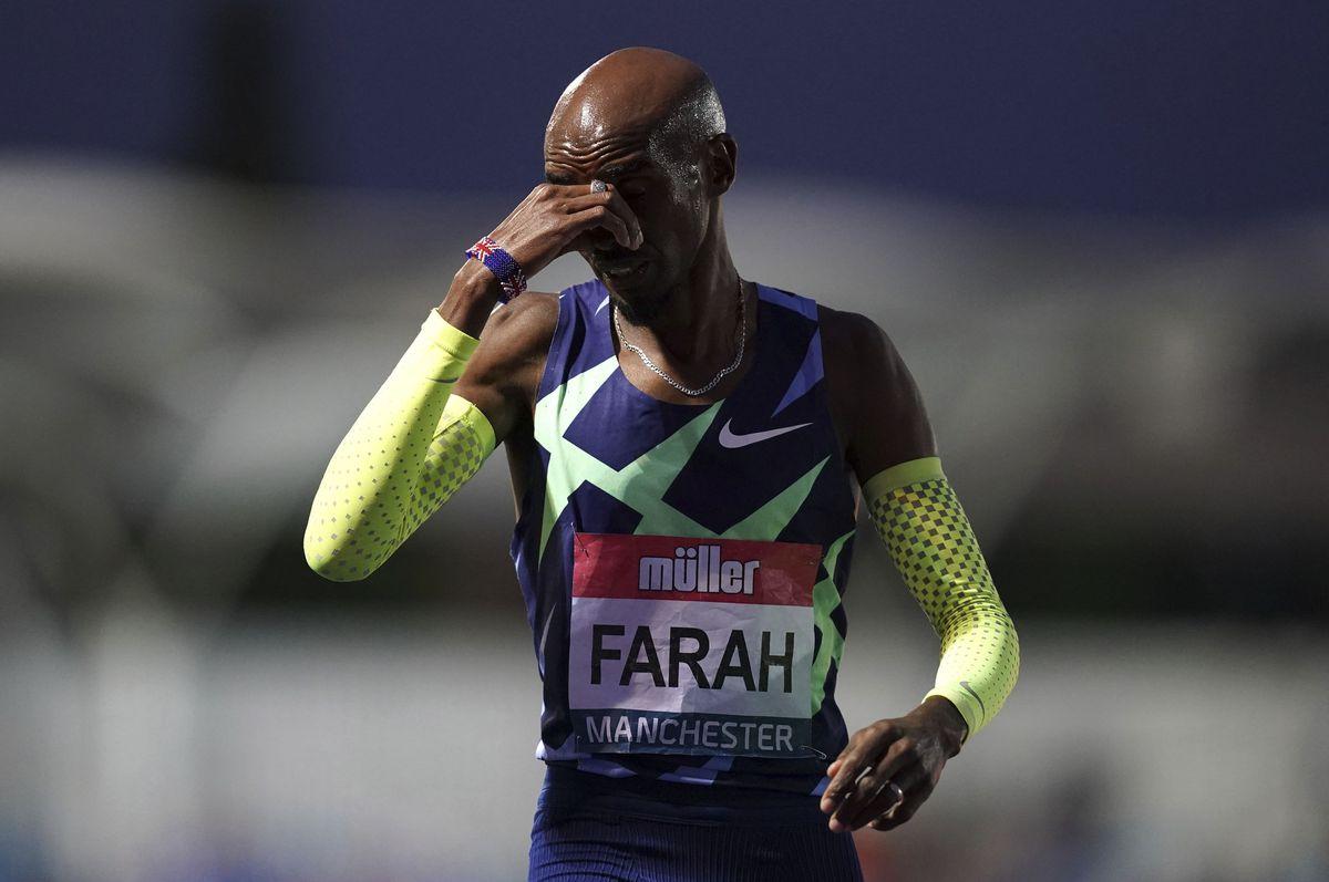 Atletismo: Mo Farah está fuera de los Juegos Olímpicos  deporte