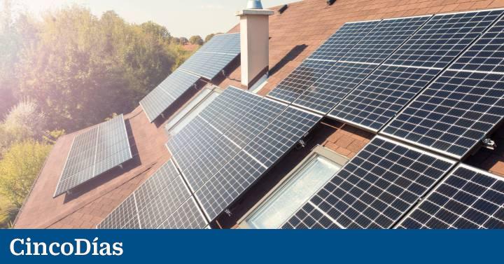 Beca: Autoconsumo: las personas pueden pagar hasta el 40% del precio de los paneles solares |  Compañías