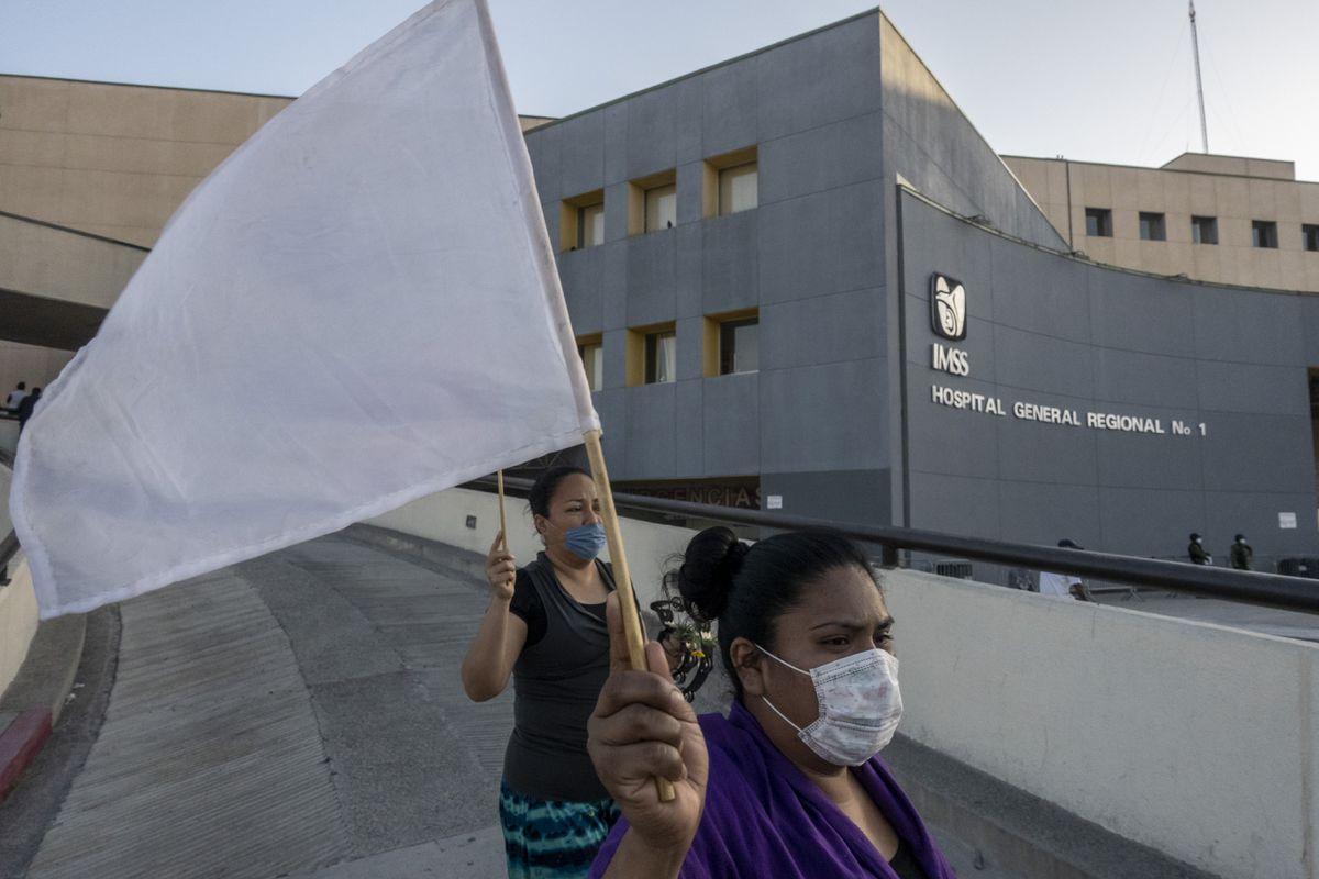 Combatiendo la pandemia y el fraude de Tijuana  Comunidad