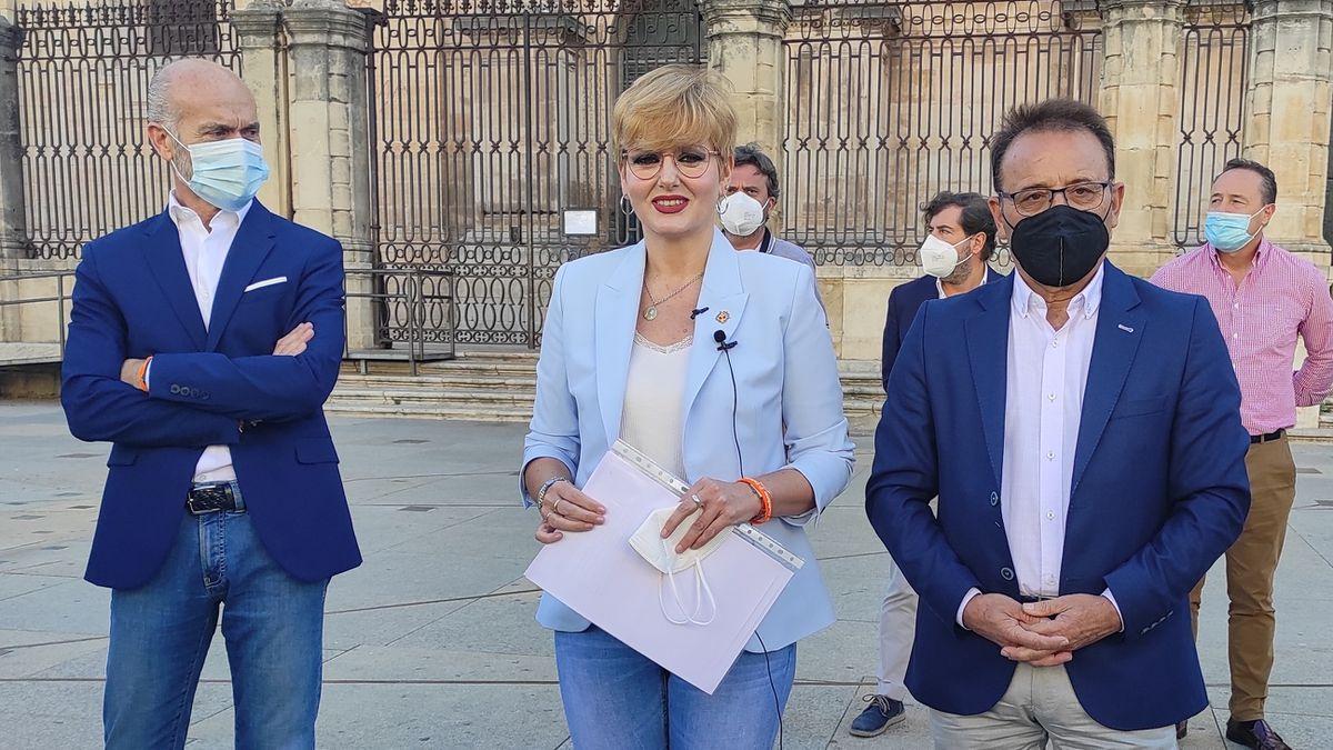 Consejeros de Ciudadanos que rompieron con el PSOE en Jaén aseguran que el PP les ha ofrecido una moción de censura    España
