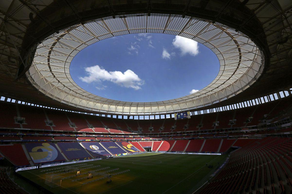 Copa América 2021: calendario, horarios, grupos y resultados  Copa de fútbol americano 2021