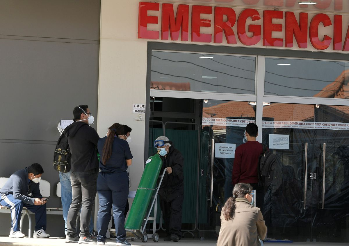 Coronavirus: Bolivia se acerca al colapso sanitario en la tercera ola del covid-19 |  Comunidad