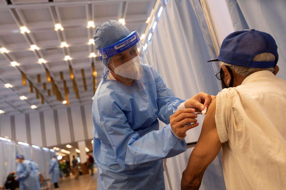 """Coronavirus: Gobierno venezolano promete """"vacunación masiva"""" contra el covid-19    Comunidad"""