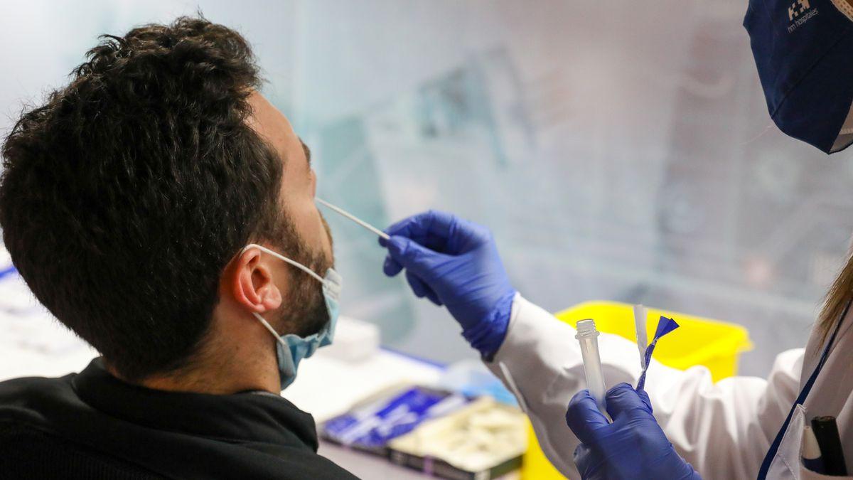 Coronavirus: Últimas noticias sobre covid y vacunación, en vivo  La frecuencia aumentó ligeramente por segundo día consecutivo a 93 casos por 100.000 habitantes.  Comunidad