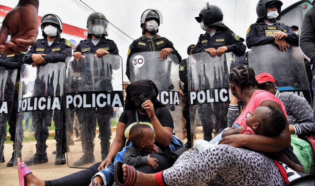 Covid-19: La pandemia aumenta la crisis migratoria en la frontera entre Perú y Brasil    Internacional