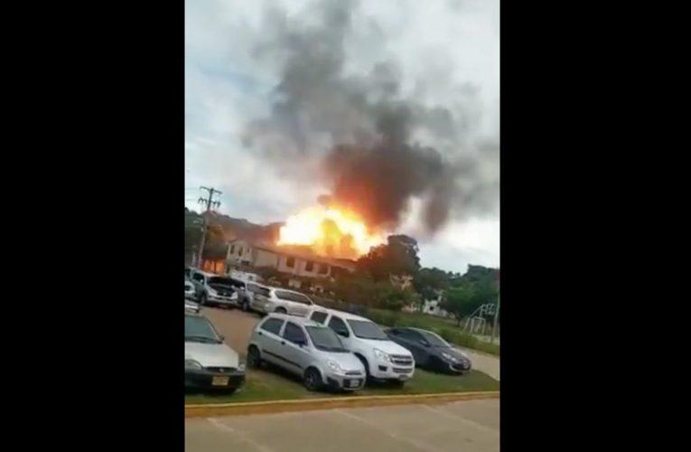 Cúcuta: Poderosa explosión en instalación militar colombiana deja varios heridos  Internacional