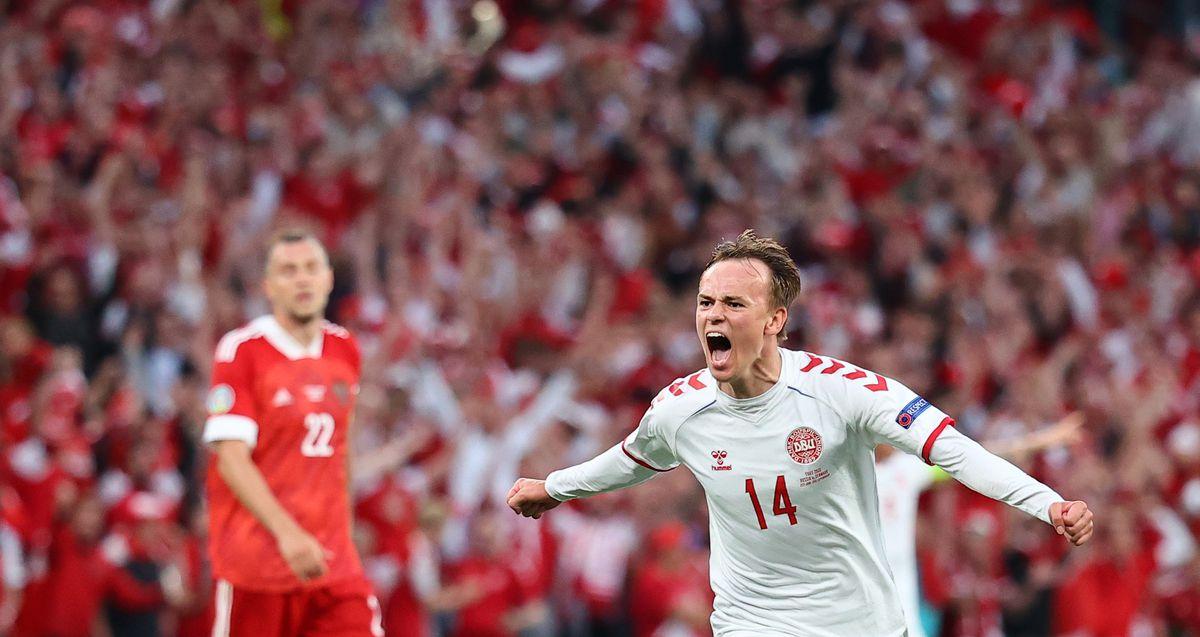 Dinamarca: el loco verano de Mikkel Damsgaard  Fútbol Eurocup 2021