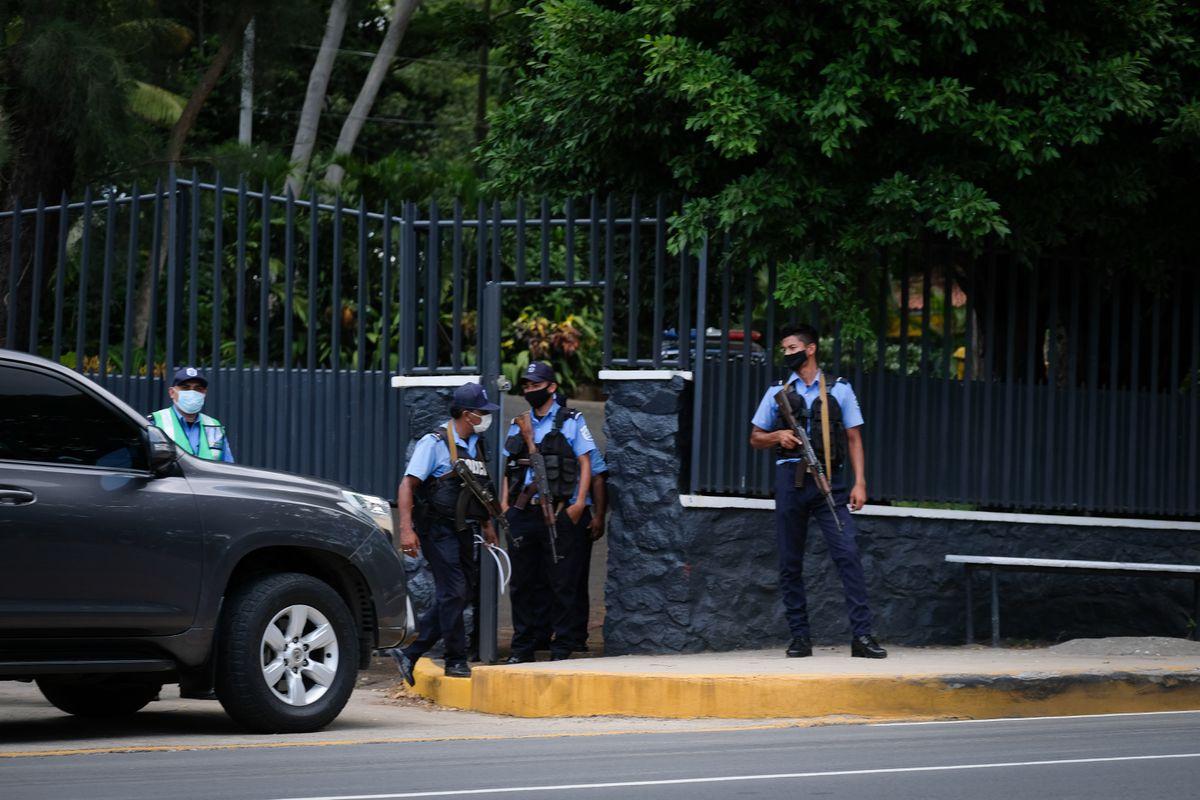 """EE.UU. pide la liberación """"inmediata"""" del líder opositor nicaragüense Christian Chamoro    Internacional"""