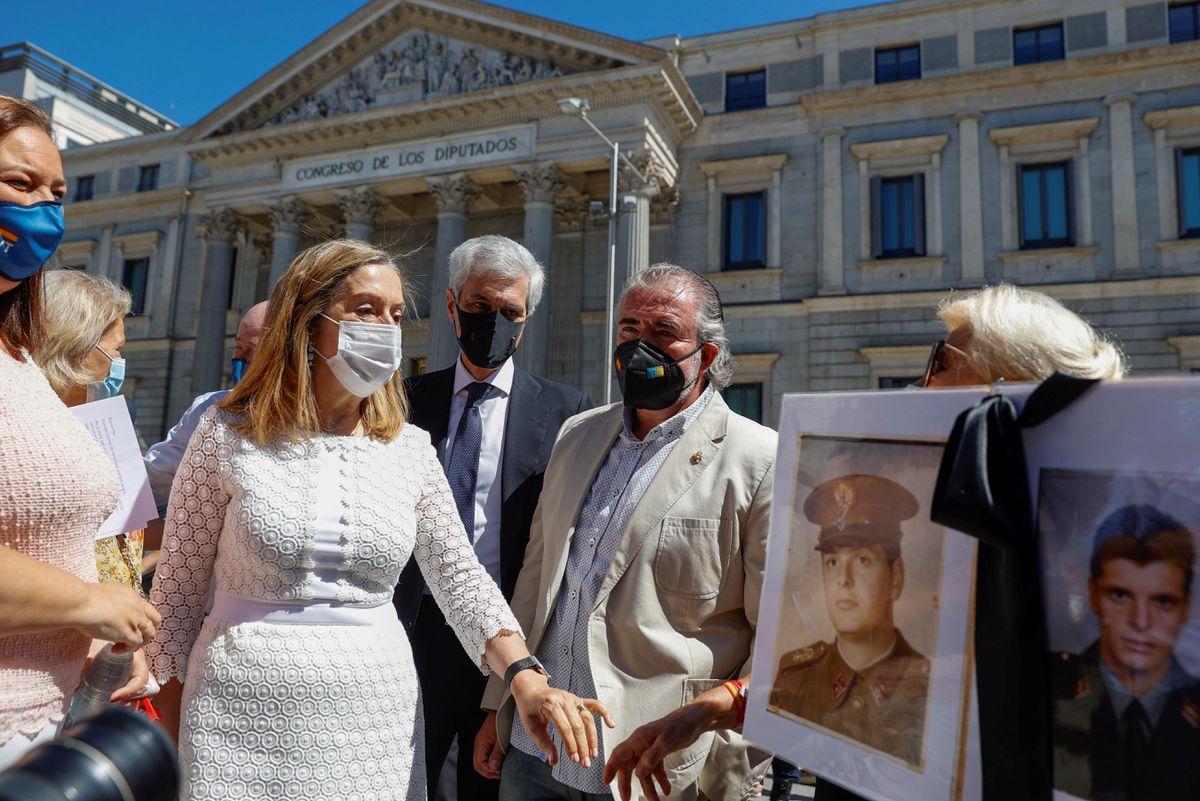 El PP rompe la unidad por primera vez en honor al Congreso de Víctimas del Terrorismo  España