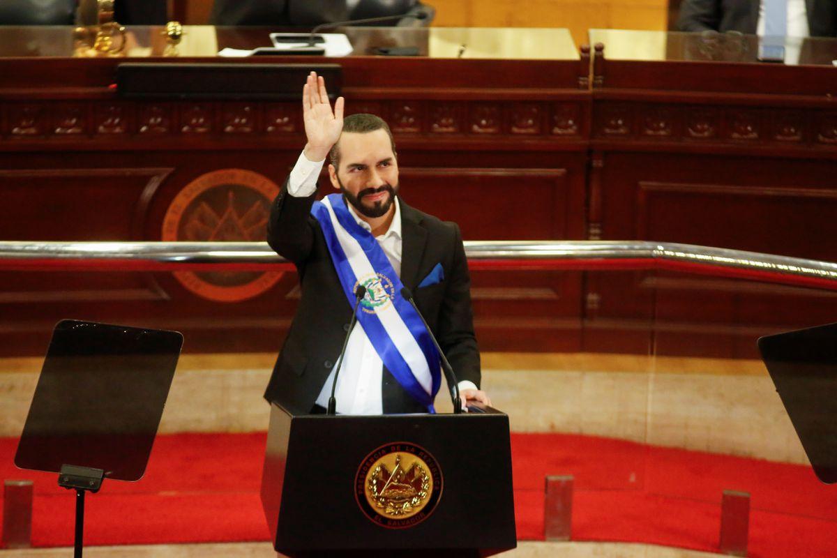 """El Salvador: Bukele pide al """"pueblo"""" que se movilice en defensa de sus conquistas  Internacional"""