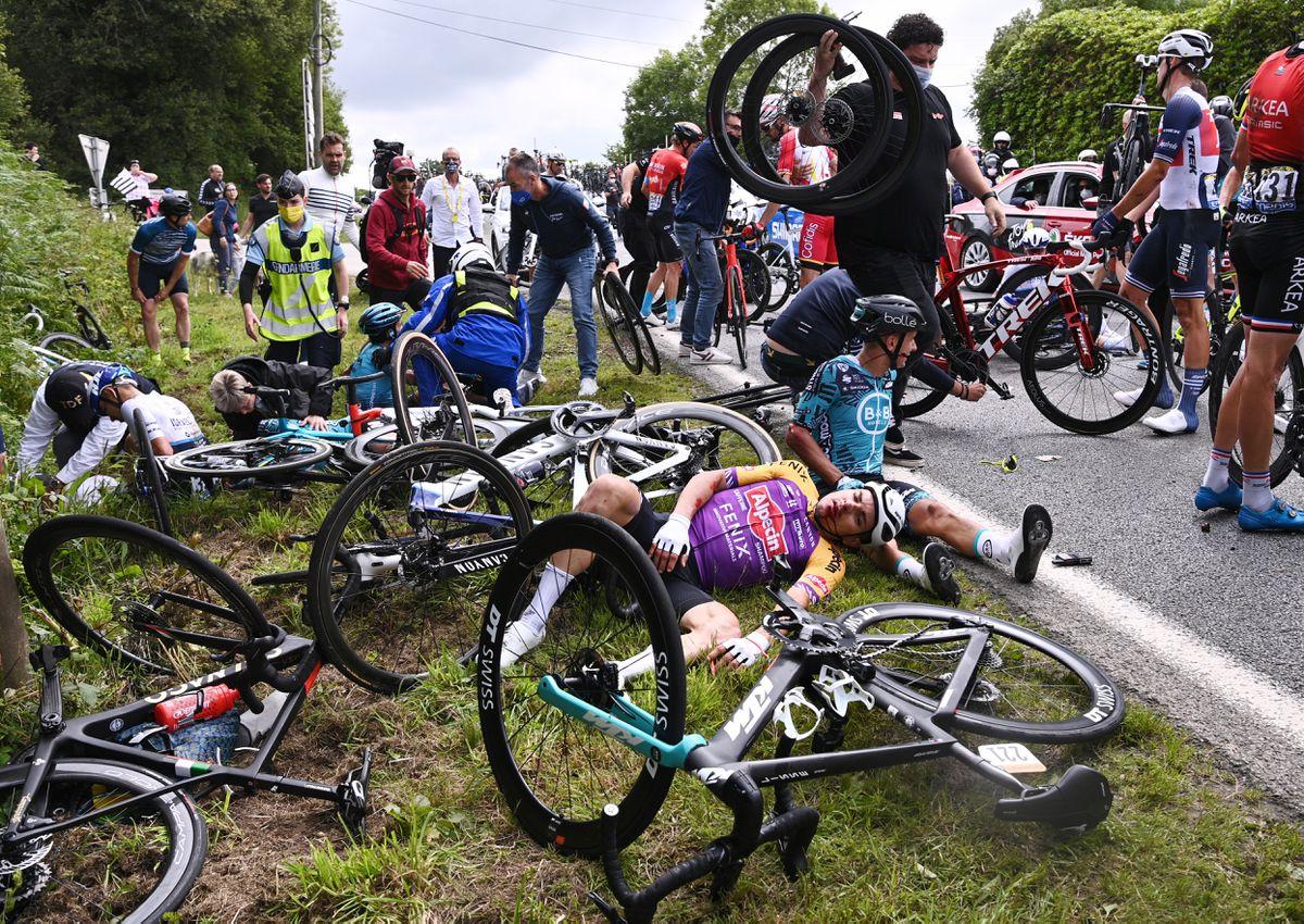 El Tour de Francia no fue hecho para iluminar a los abuelos  deporte