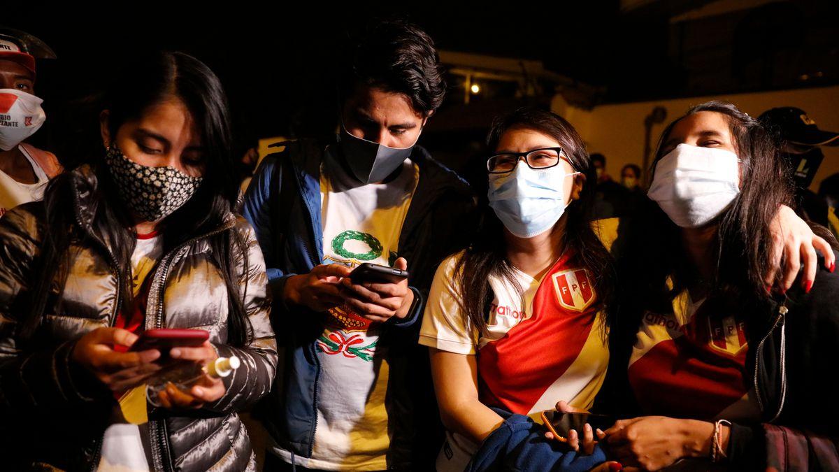 El estudio de línea de base confirma la tendencia alcista de Fujimori en las elecciones peruanas  Internacional