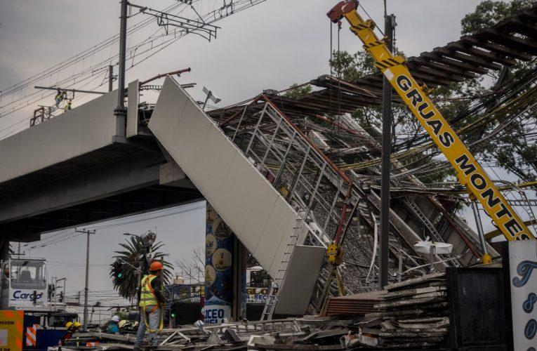 El gobierno de la Ciudad de México presenta el dictamen pericial sobre los motivos del colapso de la línea 12 del metro