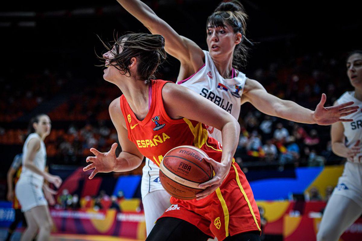 El orgullo serbio cancela a España de las semifinales del Eurobasket  deporte